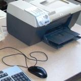 printer op de calorschool
